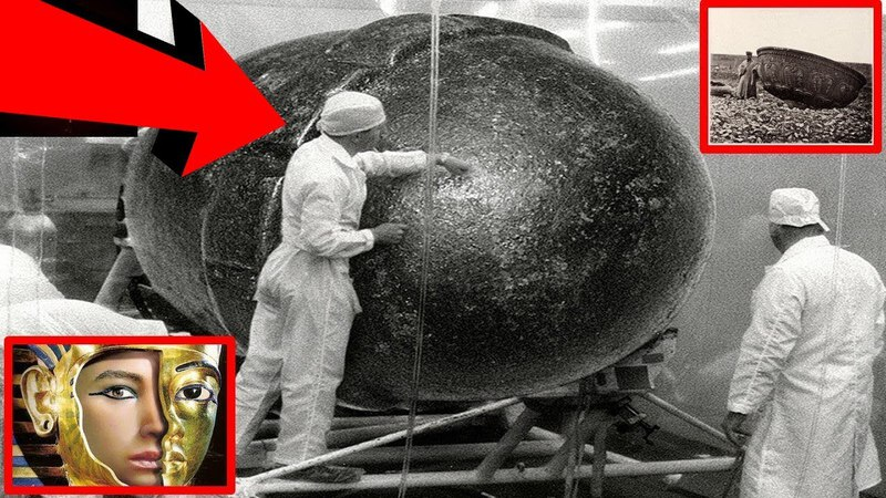 Обнаружена внеземная хронокапсула, а в ней Атлант! Как и для чего она могла быть создана?