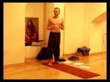 Вводный курс по йоге - 4-е занятие. Бандхи - первое приближение