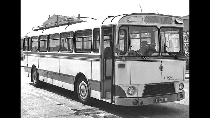 Berliet PHL Grandraid 1963 68