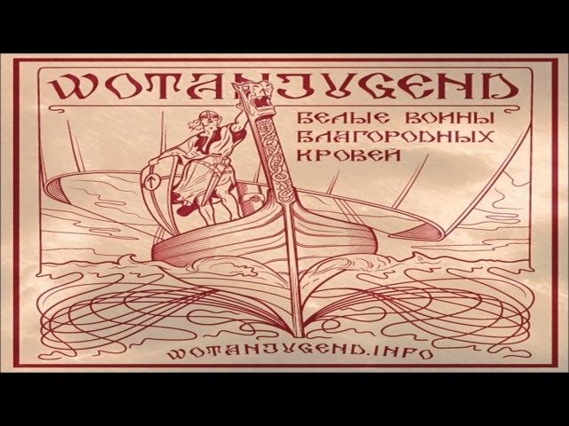 WotanJugend - Belye Voiny Blagorodnych Krovej Compilation * (Album Snippet)