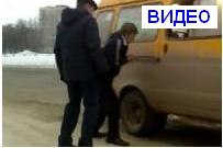 05 марта 2012 - У маршрутки в Тольятти не открывается дверь