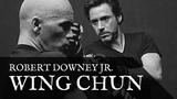 Robert Downey Jr. Wing Chun - (9 Minutes of Footage!)