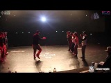 THE.B vs Real Marvelous Funk / Poppin Semifinal2 / KOD 2014 KOREA / Allthatbreak.com