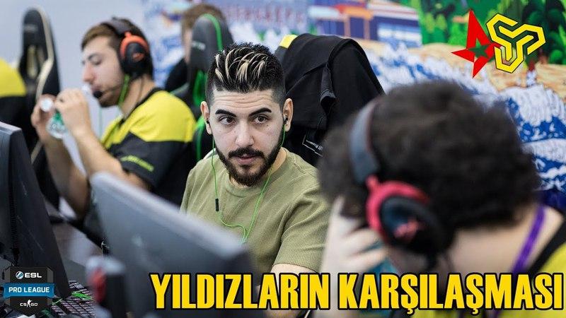 YILDIZLAR! - SpaceS vs. Astralis - ESL Pro League Season 7 - CSGO En İyi Anlar