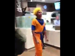 Naruto, Dragon Ball