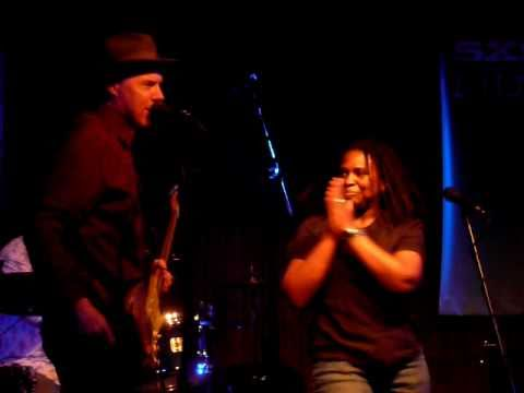 HADDEN SAYERS and RUTHIE FOSTER Back to the Blues 3 19 11
