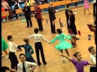 Бальные танцы. Рейтинг МФТС в ЦСКА 29.01.2012