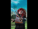 LEGO Wizarding World Hermione Granger's Birthday