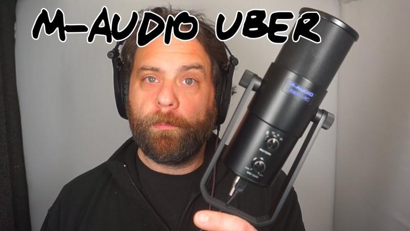 USB MIC WEEK: M-Audio Uber