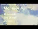 Monsieur Minimal Gaidadelic Live Band Version