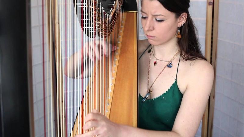Fairy Fountain (from The Legend of Zelda series) [Koji Kondo] Amy Turk, Harp