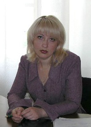 Пашкова Лілія Анатоліївна