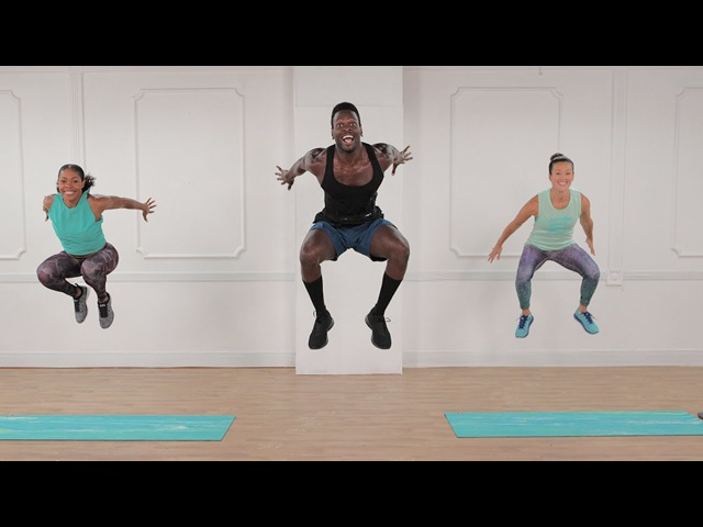 45-Minute Tabata Workout to Torch Calories | Class FitSugar