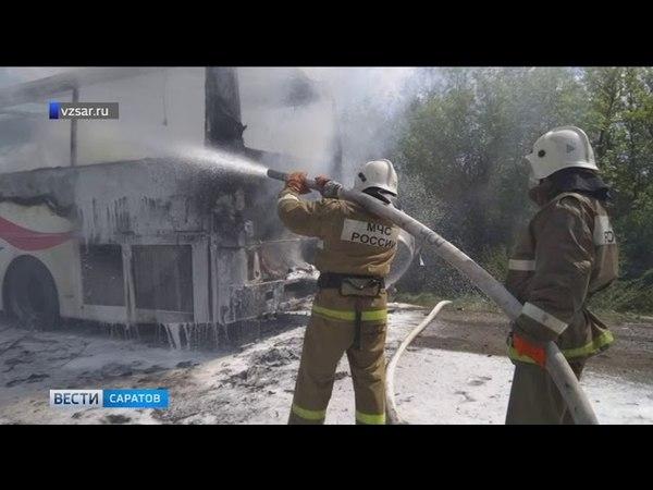 Крупная автокатастрофа произошла в Базарно-Карабулакском районе