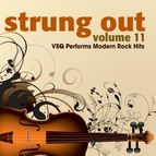 Vitamin String Quartet альбом Strung Out, Vol. 11: VSQ Performs Modern Rock Hits