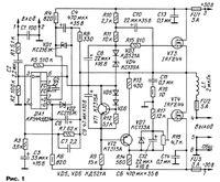 электрические схемы. гранит 3 электрическая схема.