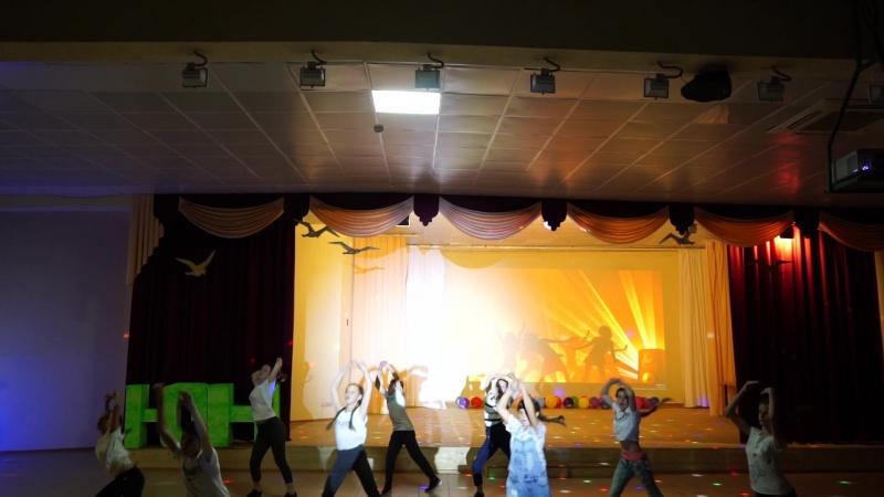 Танцевальный батл Искатели