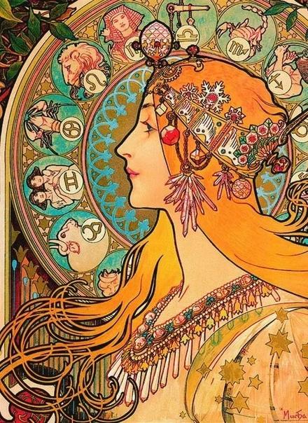 «Альфонс Муха. Видение нового искусства» (2008) Творчество чешского художника Альфонса Мухи - эталон стиля модерн. Альфонс Муха создал стиль art nouveau, который стал воплощением его эпохи, но