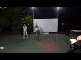 Noize MC & RasKar - Сам (cover by MC Dendy & Rain)