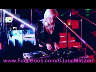 DJ Mirjami Live Set Frankfurt - Germany_HD.mp4