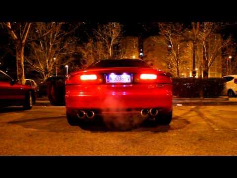 Insane Exhaust Sound - Straight Pipe´s Probe GT
