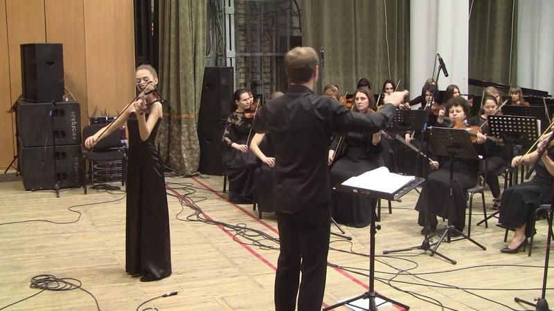 Henrik Wieniawski / Violin Concerto No.2 in D minor, 2nd movement 'Romance'