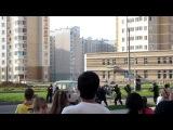 Захват на дороге: съемка эпизода сериала