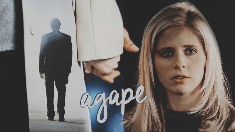Buffy angel | agape