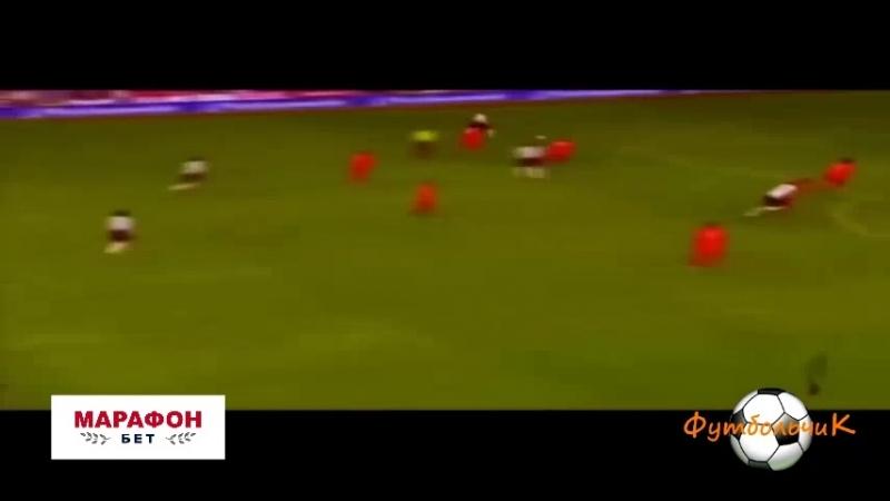 Лучшие голы Стивена Джеррарда за Ливерпуль и Англию