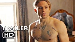 PAPILLON Official Trailer (2018) Charlie Hunnam