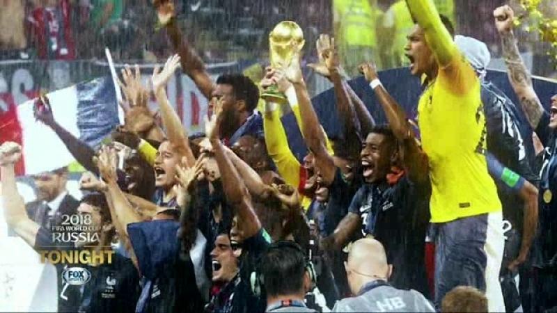 FIFA World Cup Tonight FOX 15 07 18