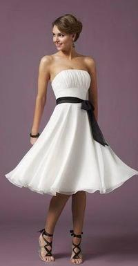 как их черного платья сделать нарядное