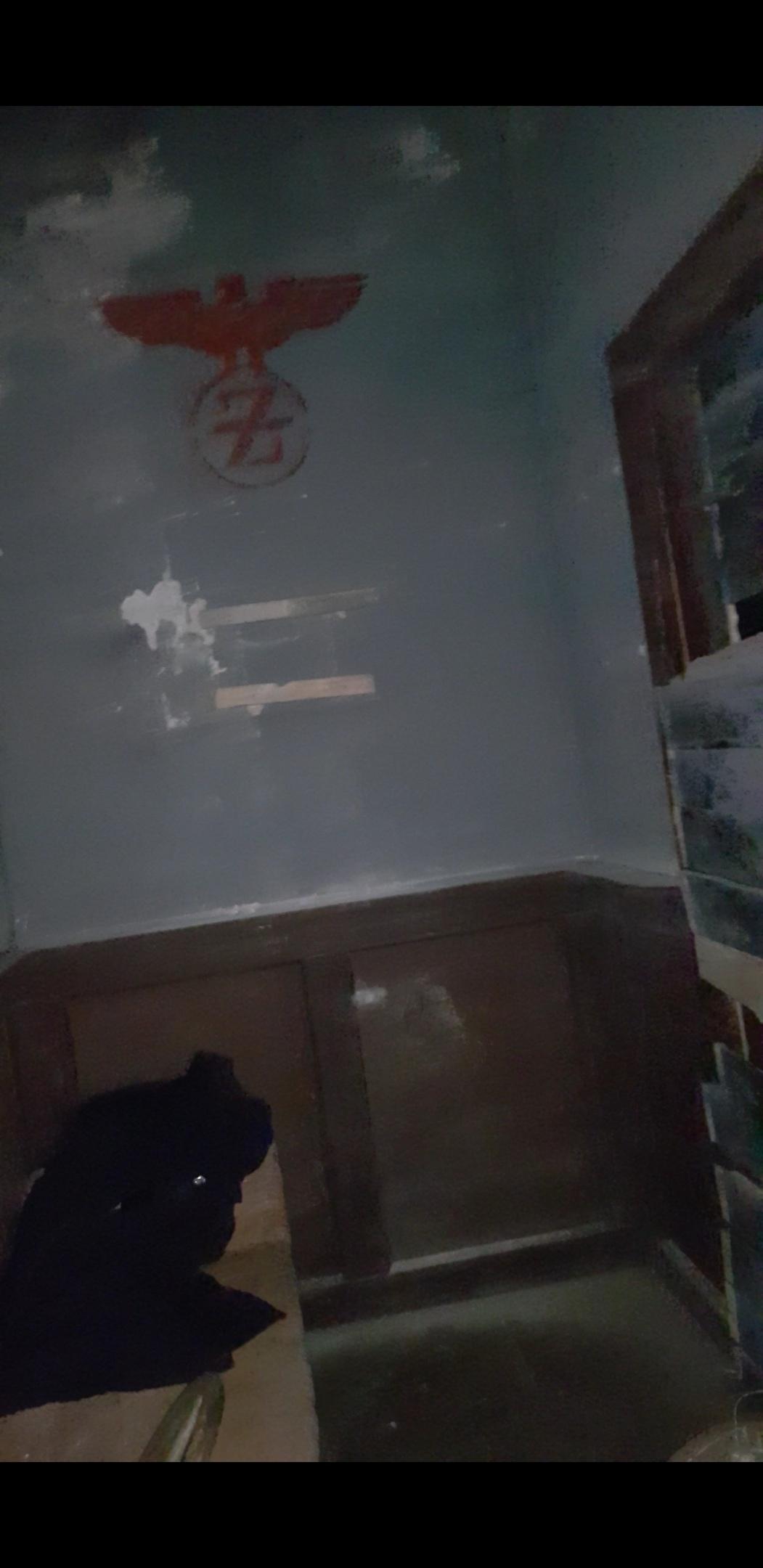 Немецкий бункер связи в Минске