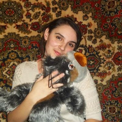 Кристина Архипова, 3 августа 1988, Санкт-Петербург, id176330332