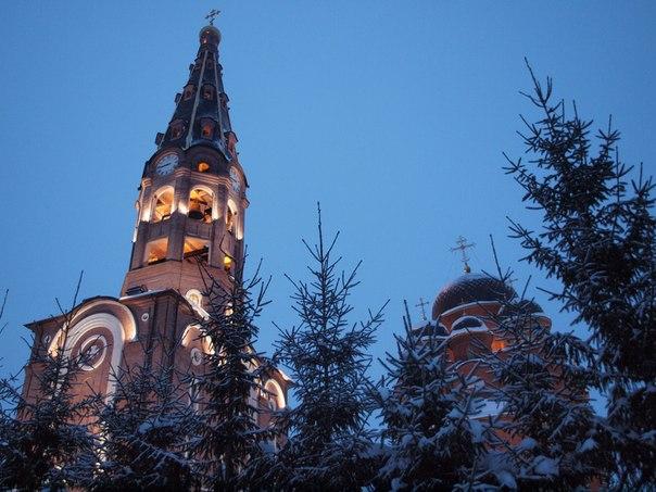 Свято-Троицкий Алатырский мужской монастырь