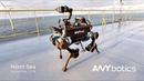 World's First Autonomous Offshore Robot ANYmal