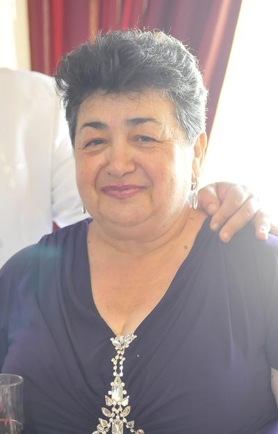 Дора Кальменсон, 22 июня 1950, Магнитогорск, id216599312