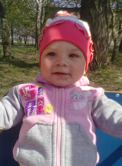 Анна Гончаренко, 29 июня 1991, Владивосток, id151780535