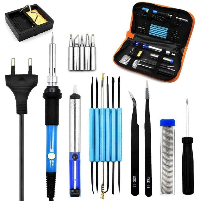 Набор инструментов для пайки 3083 отзывов