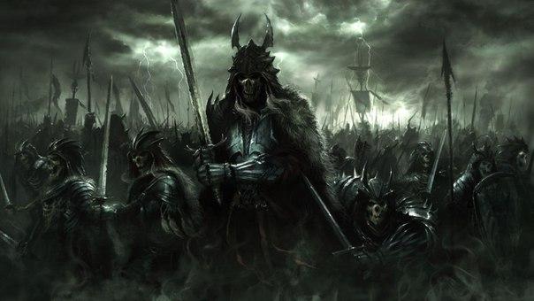 Эпичная музыка на случай, если вам нужно вести свой легион тьмы, а подходящего музла нет.