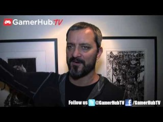 Artist Chris Metzen Explores The Art Of Blizzard Book And Art Exhibition