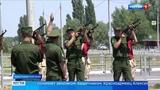 Церемония захоронения красноармейца Алексея Панченко в Краснодарском крае сюжет канала Россия
