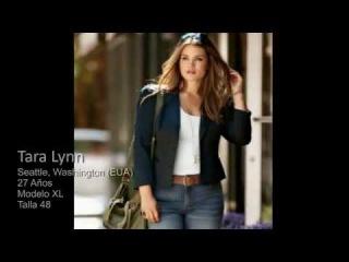 Tara Lynn - Supermodelo XL