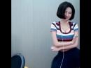 Сексуальная кореянка танцует на камеру Korean Asian Dance Sexy