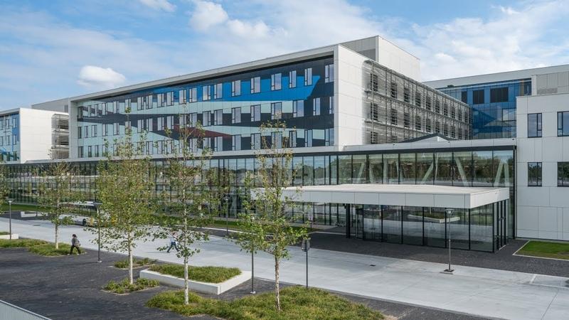 A building built to heal Sint-Maarten Hospital