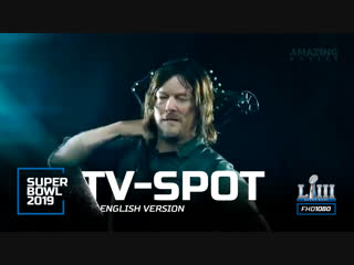 ENG | SB-Промо: «Ходячие мертвецы» — 9 сезон / «The Walking Dead» — 9 season, 2019