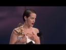17 сентября 2018 › Речь Клэр на церемонии вручения наград премии Эмми