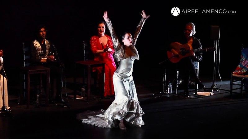 Flamenco: Ana Morales y Arcángel, alegrías en Fuenlabrada
