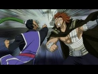 [Fairy Tail] - Gildarts vs Blue Note Full Fight - Full HD 2014