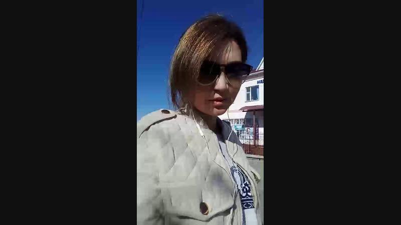 Дина Керимбекова - Live